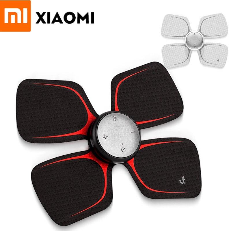 Original Xiaomi Leravan LF Massage Magic Sticker Four wheel Drive Electric Massager Electric Stimulator H105 Body