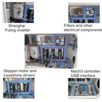 Aluminum tools bedroom furniture arduino cnc wood router 6012