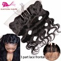 Customized Lace Frontal Closure Wig With Baby Hair Indian Wet And Wavy Lace Frontal Closures Body Wave Full Closure Lace Frontal