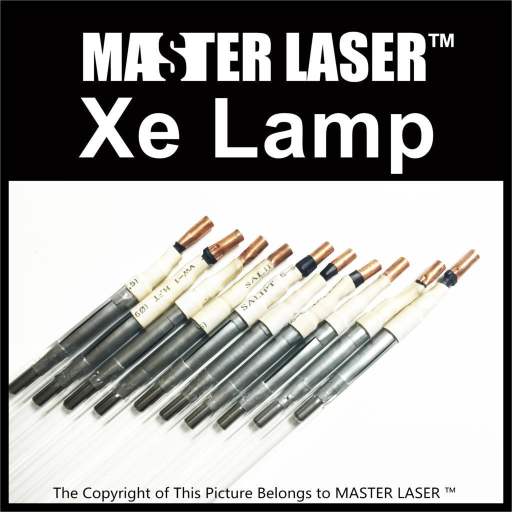 Best Quality 1064nm YAG laser machine Xenon Lamp Xe Lamp best quality yag laser cutting welding machine 9 170 310 ipl xe lamp pulsed xenon lamp laser xenon lamp