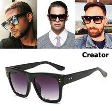Jackjad 2021 nova moda criador estilo gradiente quadrado óculos de sol feminino dos homens design da marca rebite óculos de sol oculos de sol 5673