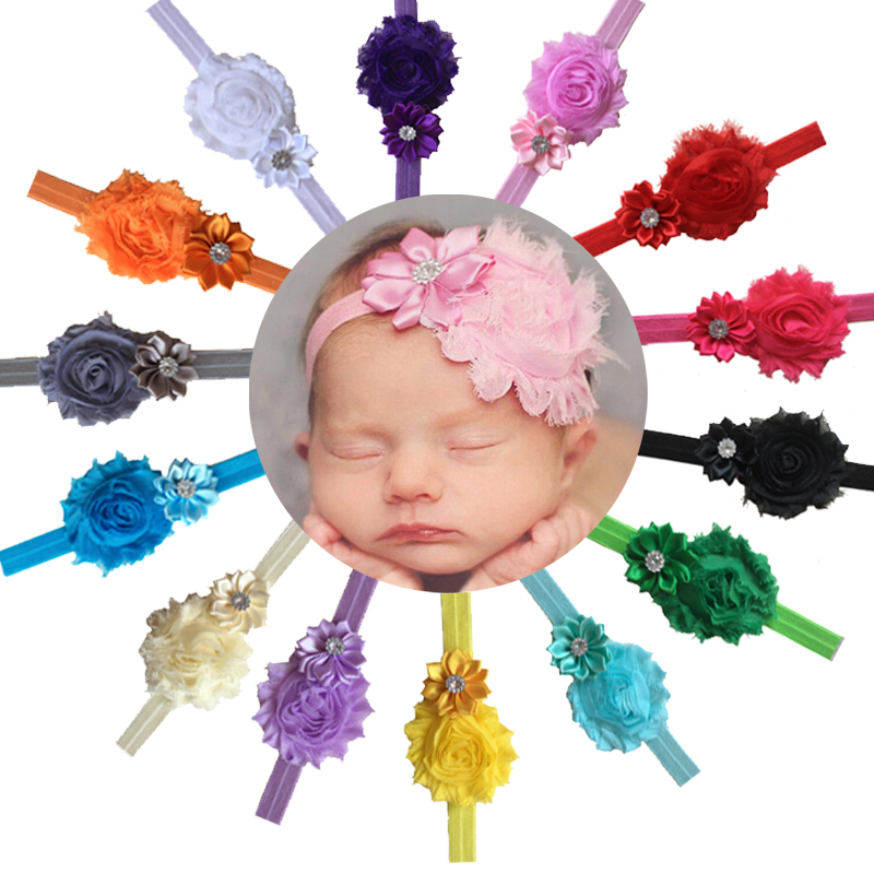 Newborn Infant Toddler Kids Bebe Girl Baby Headbands Hair Accessories Turban Hair Bands Hairband Headwear new baby kids girls rabbit bow ear hairband headband turban knot head wraps sweet color headwear for girl hair accessories