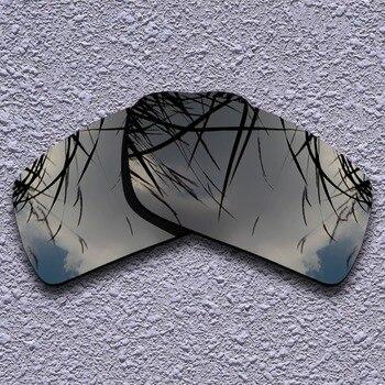 5b9d38eb58a Lentes de repuesto polarizadas de iridio negro para gafas de sol Oakley  Gascan