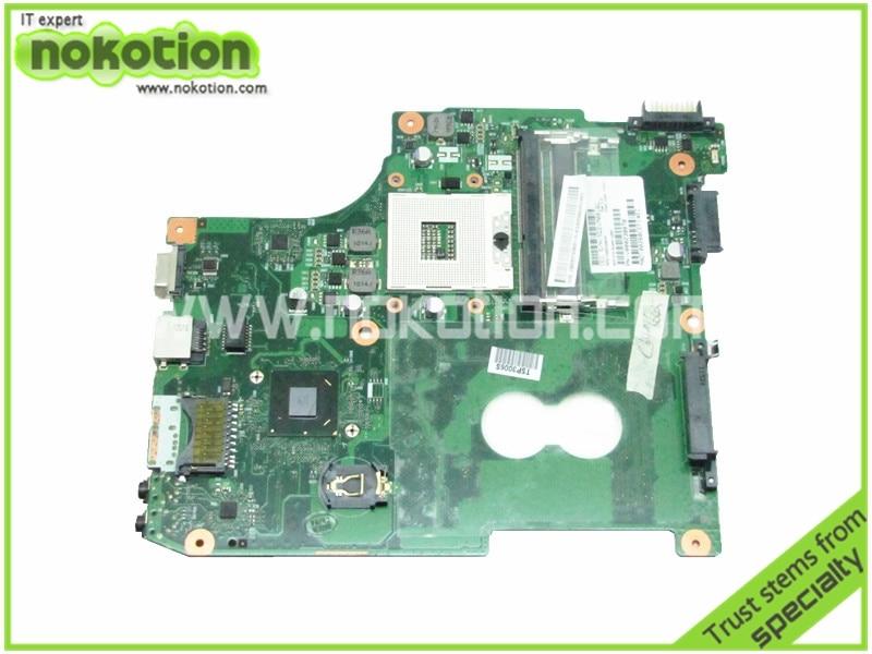 все цены на  Laptop motherboard for toshiba satellite C600 C630 C650 V000238070 HM65 GMA HD3000 DDR3 Good tested  онлайн