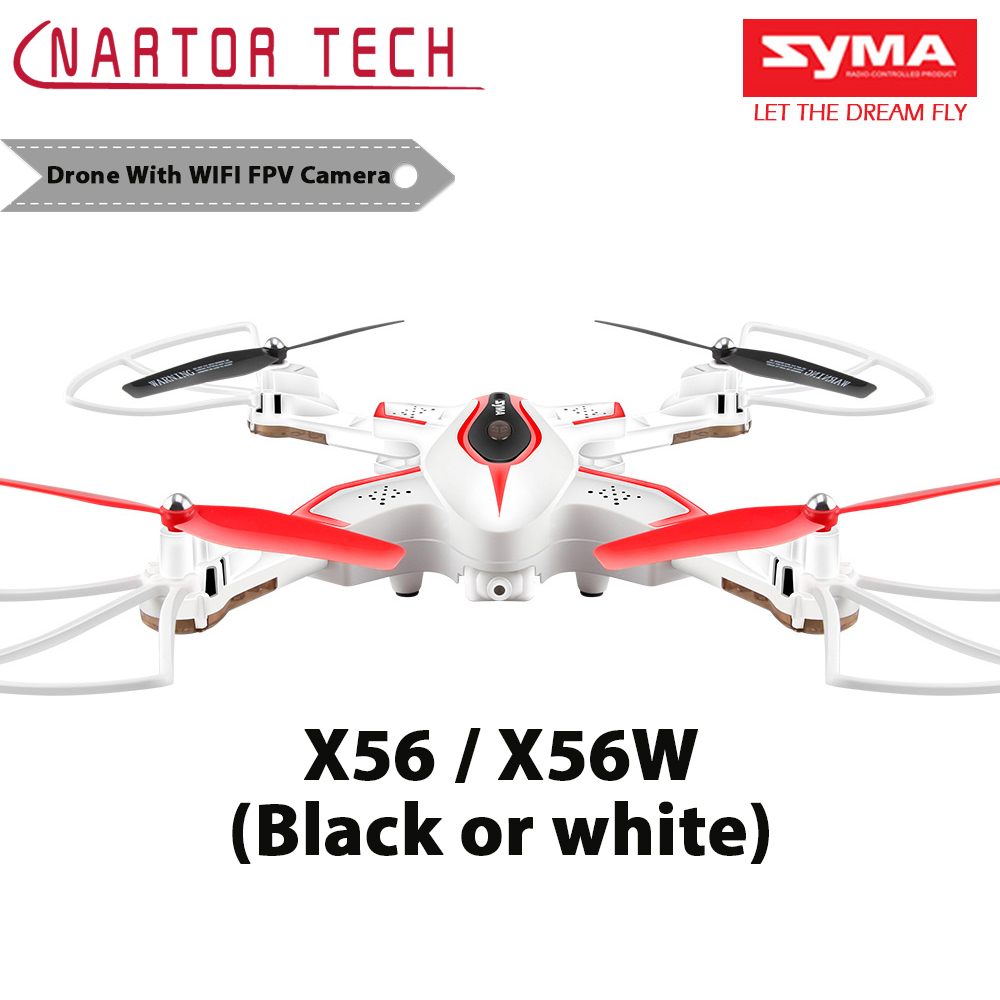 Nartor 2017 Free Shipping Syma Newest Design Folding Quadrocopter X56W font b Drone b font With