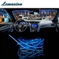 Atmósfera del coche LED de Luz Fría Para Mercedes W211 W203 W204 W205 W210 W212 W220 AMG Para Cadillac CTS SRX ATS accesorios