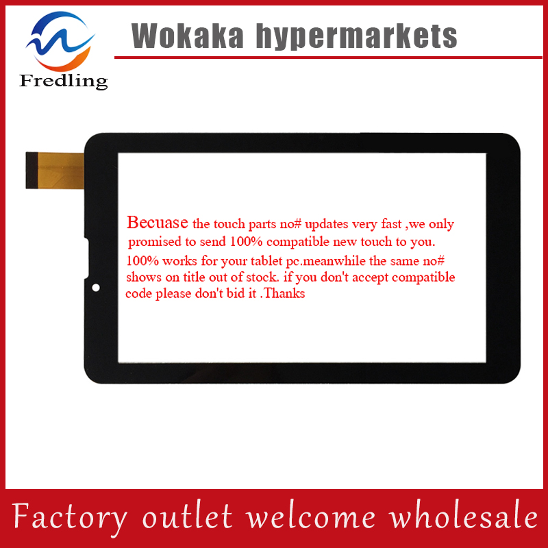 New XCL-S70025C-FPC1.0 For 7'' inch Wexler TAB A742 A740 A744 Tablet PC touch screen digitizer Glass panel Repair Free Shipping new 9 inch touch screen digitizer glass for denver taq 90022 tablet pc free shipping