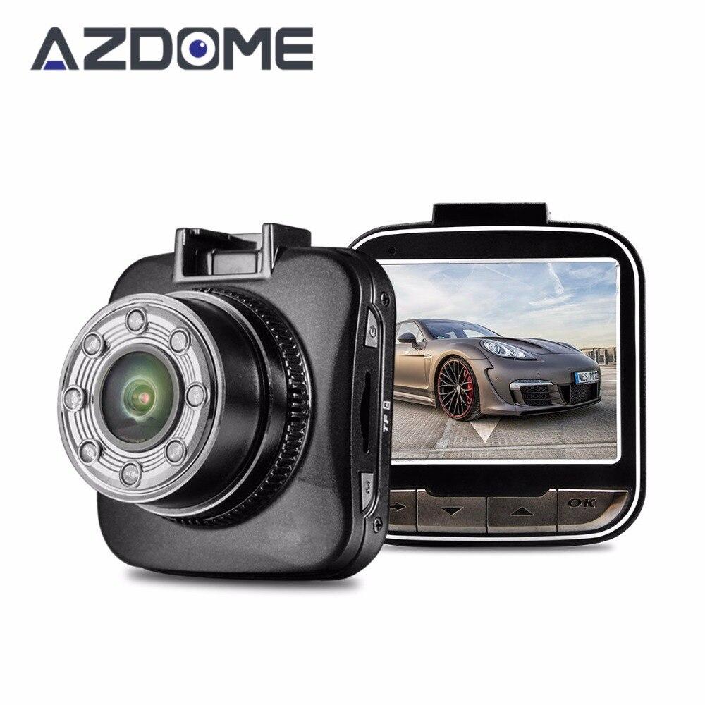 """imágenes para Azdome G55 Coche DVR Novatek 96650 Full HD 1080 P 30fps 170 grados de 2.0 """"lcd de la Cámara Del Coche Con el g-sensor de Visión Nocturna WDR Dash cam H15"""