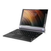 Teclado bluetooth para lenovo tab s8 yoga tab 3 8 tablet pc yoga tablet 2 8 7 teclado sem fio android windows touch pad caso
