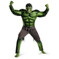 Men Hulk Cosplay Costume Adult Avengers Halloween Clothes