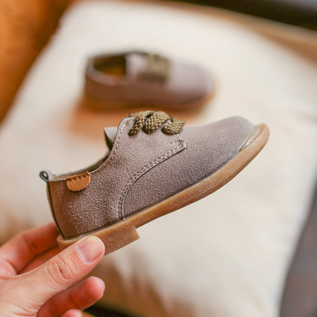 Casual Shoes Fashion Anti-Slippery Solid Shoes