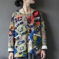Automne Hiver Femmes Hoodies Coton D'impression D'o-Cou Pull Manteau Plus La taille Lâche Occasionnel À Capuche Nouveauté Harajuku style A280