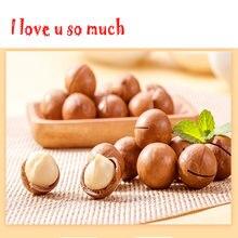 Орех макадамии гавайский орех queensland 1 упаковка 280 г вкус