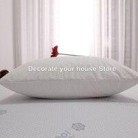 54 79cm Queen 21 31 Terry Waterproof Pillow Protector Pillow Protector Pillowcase For Bed Bug And