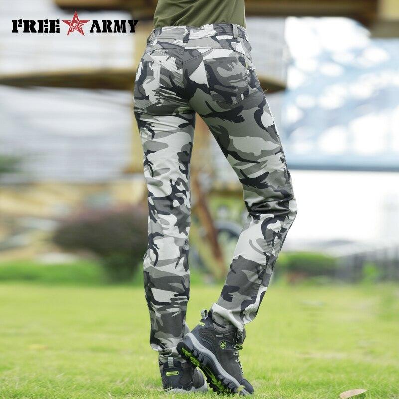 Slim Katoen Camouflage Gk-9522B