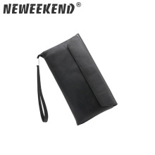 2016 New men wallets Casual wallet men purse Clutch bag Brand leather wallet long design men bag gift for men 3016 цена