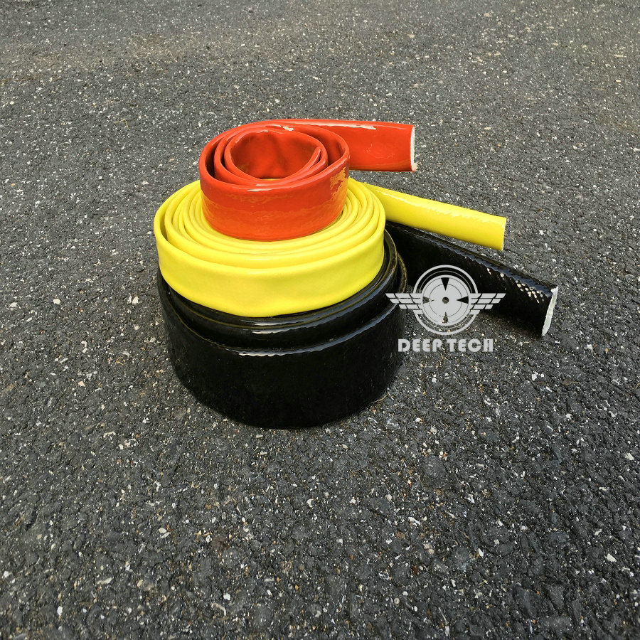 DeepTech 3/8(10mm)-1m insulation fire sleeve hose insulation protection firesleeving