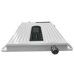 Image 5 - Birimi 900 1800 2100 mhz tri band 2G 3G 4G mobil sinyal güçlendirici GSM DCS LTE WCDMA UMTS cep telefonu tekrarlayıcı amplifikatör