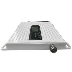 Image 5 - Unit 900 1800 2100 mhz 트라이 밴드 2G 3G 4G 모바일 신호 부스터 GSM DCS LTE WCDMA UMTS 핸드폰 리피터 앰프