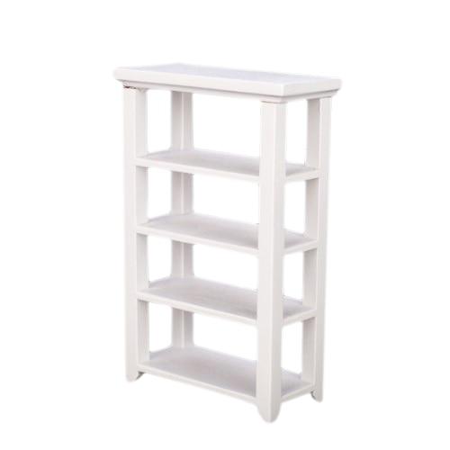 Regal Weiss 1:12 Dollhouse Miniature Furniture Wooden Study