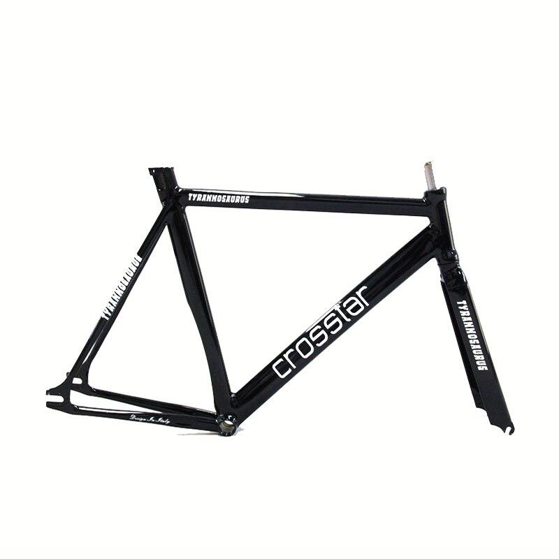 700C font b bike b font frame 54cm 58cm 60cm TYRANS T1 FRAMESET TRACK font b