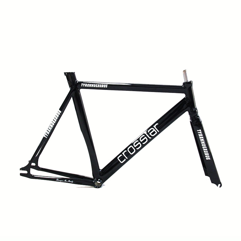 Festrad fahrradrahmen 54 cm 58 cm 60 cm TYRANS T1 track FRAMESET ...