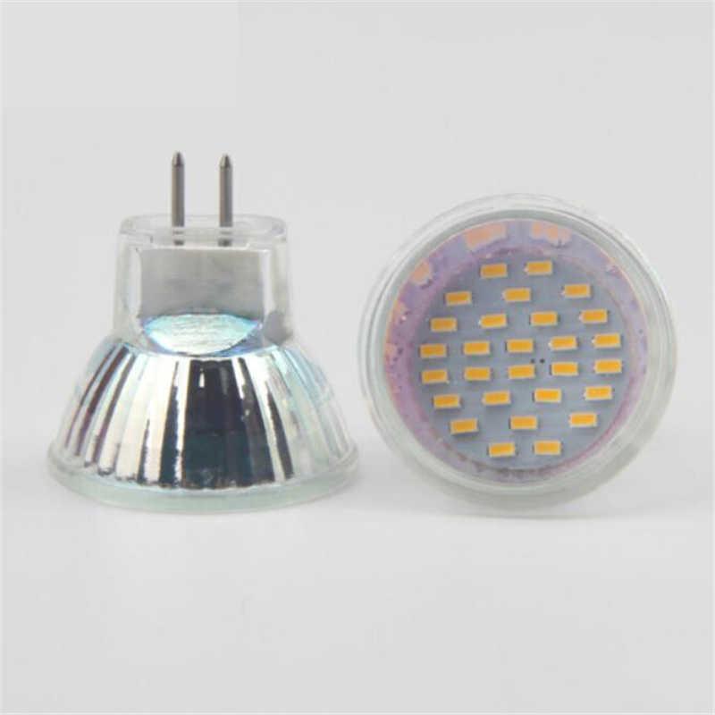 MR11 LED Bohlam Lampu 220V 3W 7W 9W LED Lampu Hangat/Dingin Putih GU5.3 dasar LED Lampu Sorot Ganti Lampu Halogen untuk Rumah Lampu