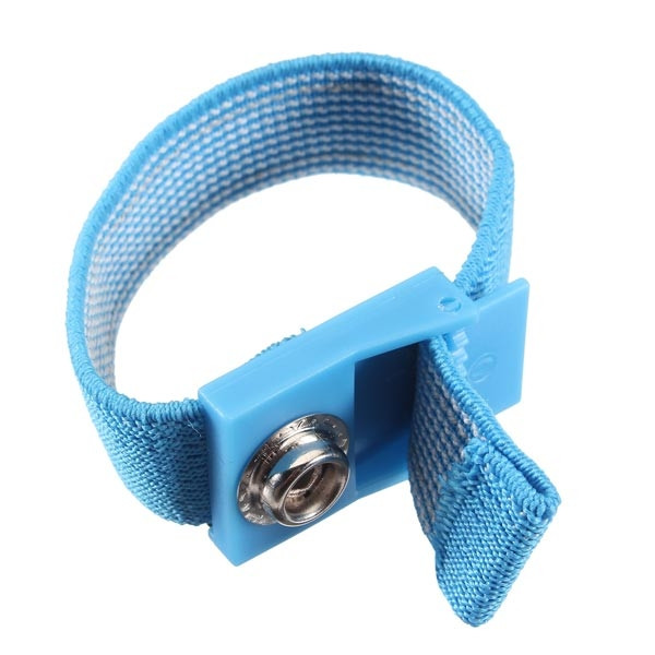 Anti Static ESD Wrist Strap Discharge Band Antistatic Bracelet Grounding Static-Release Wristband with Clip