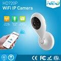 Мини WiFi Крытая ip-камера 720 P IP камера Wifi сетевая беспроводная камера видеонаблюдения совместима с Alexa Echo Show
