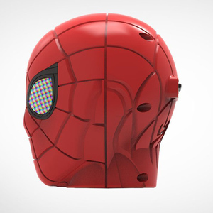 Image 3 - Spider Man Bluetooth Speaker Wireless Bluetooth V5.0 Subwoofer With FM Radio TF Card For Phone PC Speaker High Definition Sound