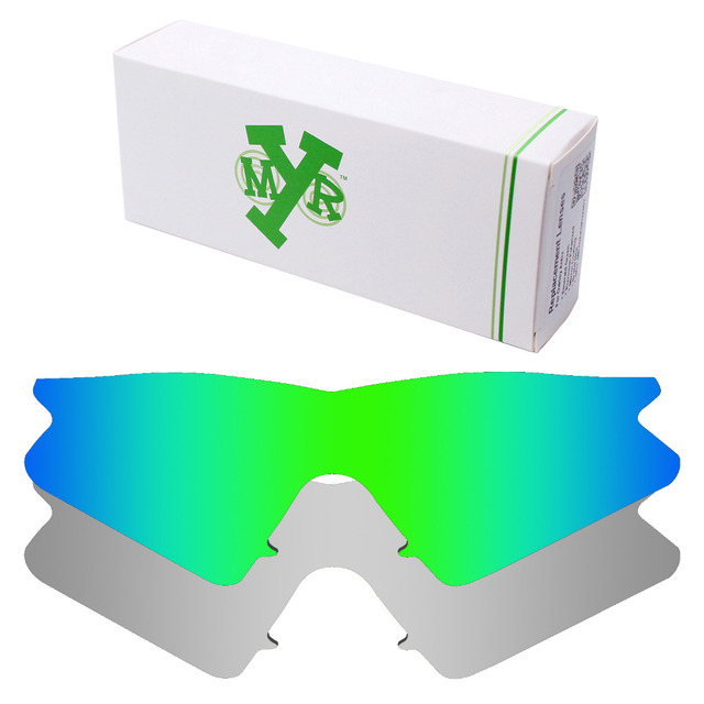 2 Pieces Mryok Anti Scratch POLARIZED Replacement Lenses for Oakley ...