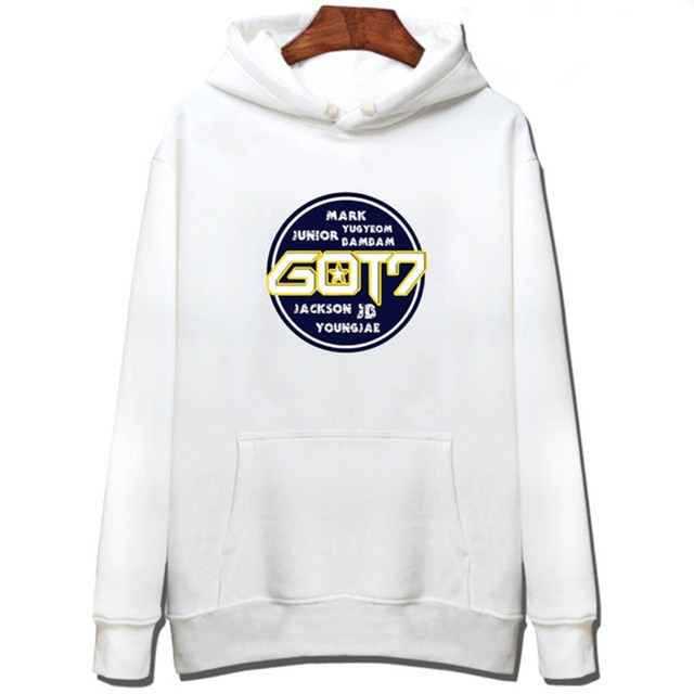 "GOT7 ""graphic"" hoodies sweaters"