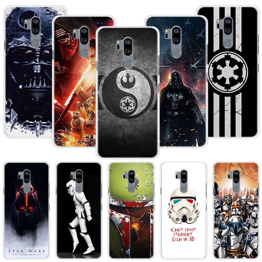 Darth Vader Star Wars hard Phone Shell Cases Cover for LG