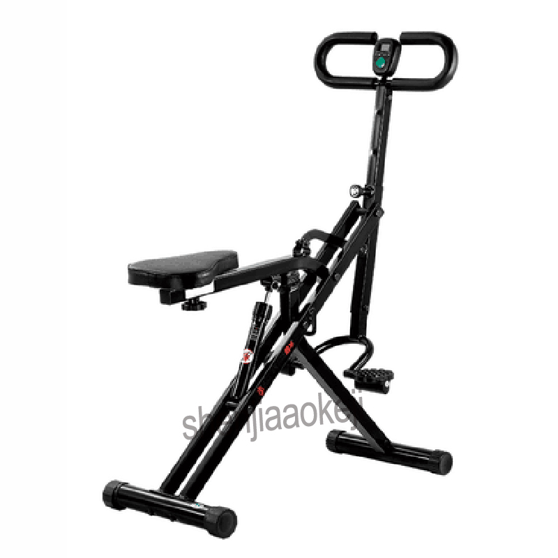 Foldable Horse Riding Exercise Machine Abdominal Core Training Plus Hips Thighs Reducer Stomach Weight Loss Sports Machine 1pc