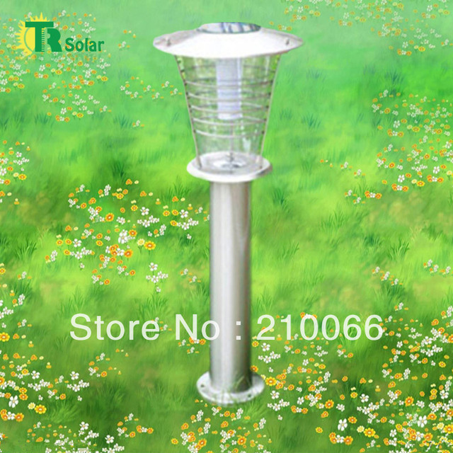 Hot Selling!  Outdoor Solar Garden/Lawn Lighting Lamp,LED Lighting Source for Path, Square, Beauty Spot, Park, Schoolyard Use