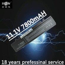 7800mah Battery for Samsung AA-PB9NC6B AA-PB9NC5B AA-PB9NS6W NP350E5C Q320 Q430 RC710 RV420 R428 RV520 RV540 NP-R530 NP-R548 honghay aa pb9nc6b laptop battery for samsung pb9ns6b pb9nc6b r580 q460 r468 r525 r429 300e4a rv511 r528 rv420 rv508 355v5c r428