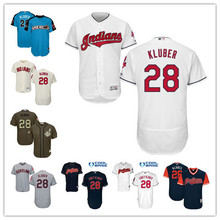 Men s Cleveland Indians Corey Kluber 2017 All-Star American League jersey