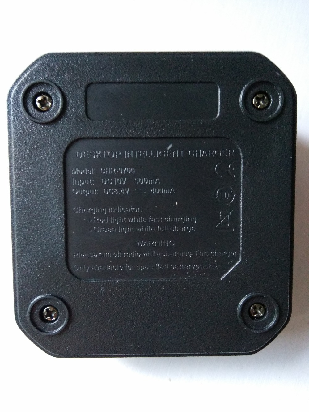 Image 2 - Charger for A58 R760 walkie talkie two way radio-in Walkie Talkie from Cellphones & Telecommunications