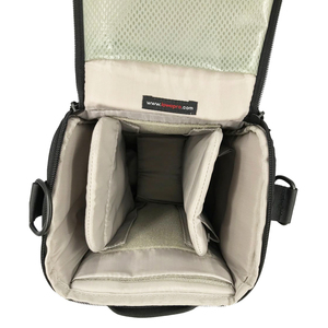 Image 4 - Lowepro topلودر 75AW المحمولة حقيبة مثلث topلودر 75 AW حقيبة كاميرا عدسة SLR حزمة حقيبة مع غطاء للمطر