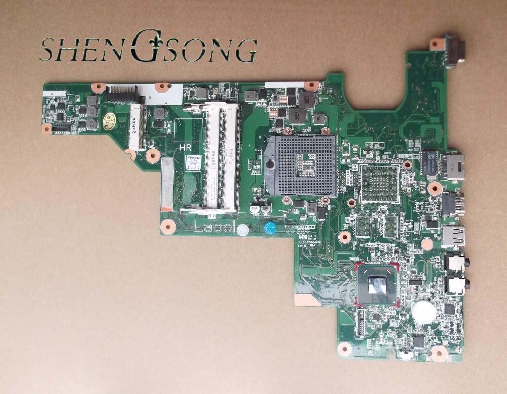 646669-001 pour HP CQ43 pour hp 631 Ordinateur Portable pour hp 430 pour hp 630 ordinateur portable carte mère HM55 intégré DDR3 100% de travail
