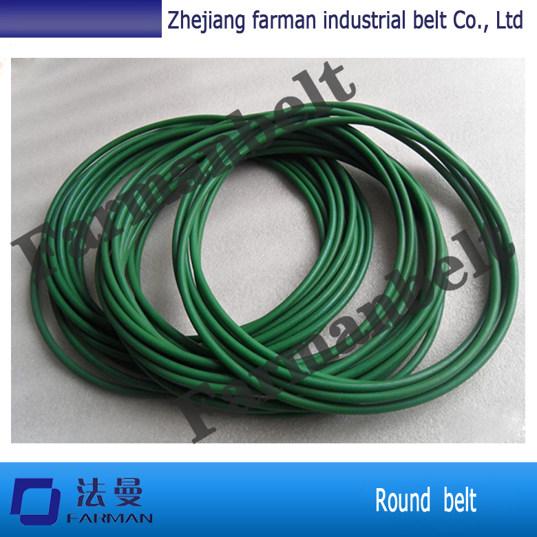 Polyurethane O-ring Belt flutter sleeve o ring belt detail dress