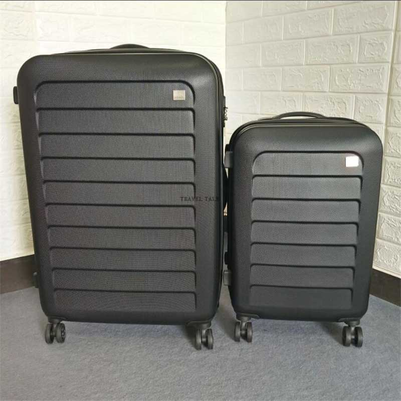 TRAVEL TALE 20 25 inch ABS TSA lock expandable suitcase spinner carry on travel luggage trolley