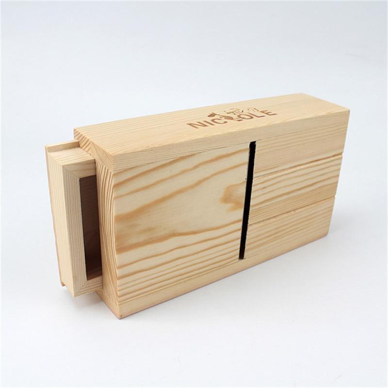 Stabilizator de săpun Cutter Cutie de lemn de tăiere și Beveler Unelte de frezat manual