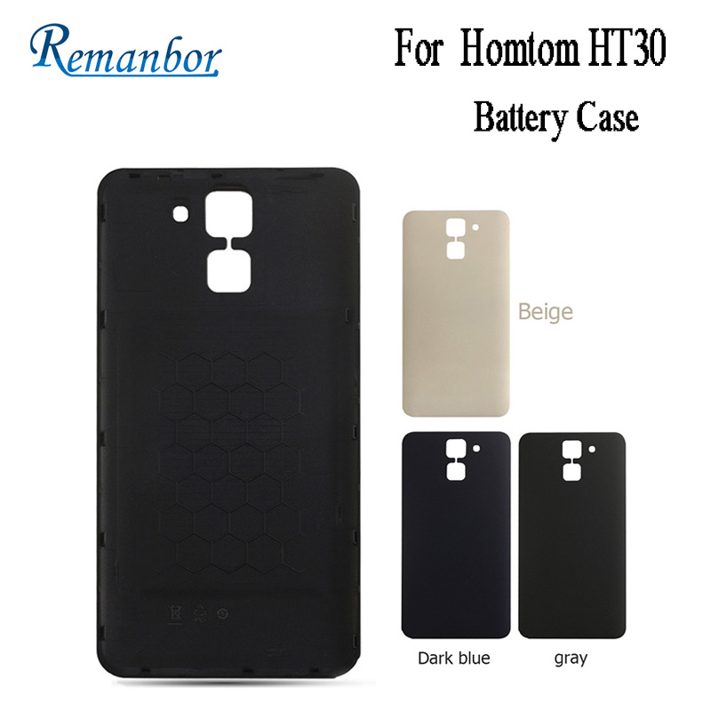 Remanbor For Homtom HT30 Battery Case Protective Battery