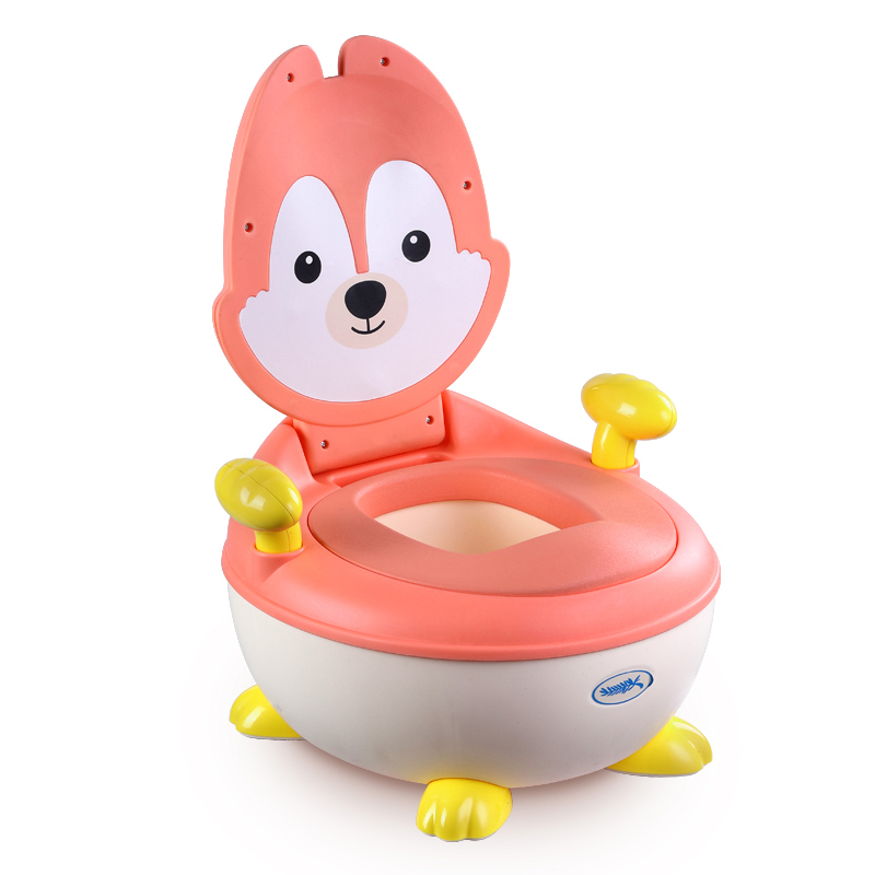 Large Baby Child Toilet Girl Baby Small Toilet Child Seat Toilet Urinal Pot Boy Potty For Free Potty Brush+cleaning Bag