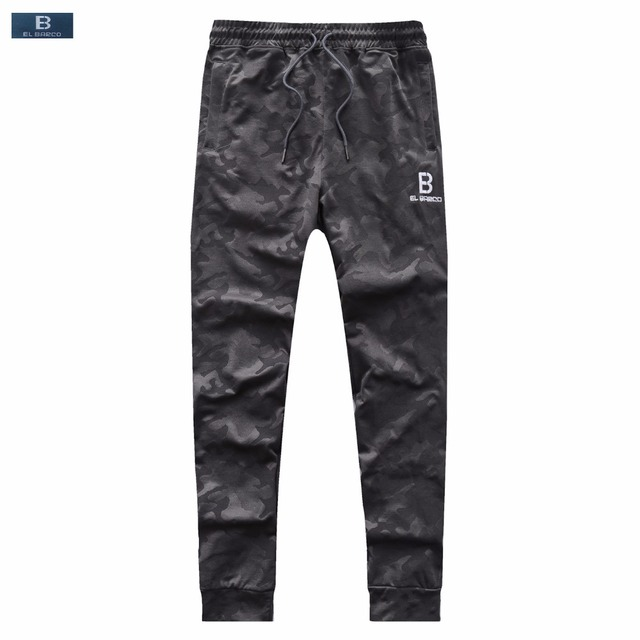 2018 Camouflage Military Men Sweatpants Summer Soft Blue Grey Joggers Casual Pants Cotton Track Pant Slim Male Trousers Pantalon