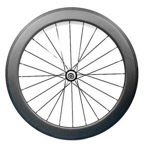 Image 2 - free shipping carbon wheels road clincher tubular 50mm bike wheels carbon wheelset 700c carbon road bike wheels 23mm 25mm width