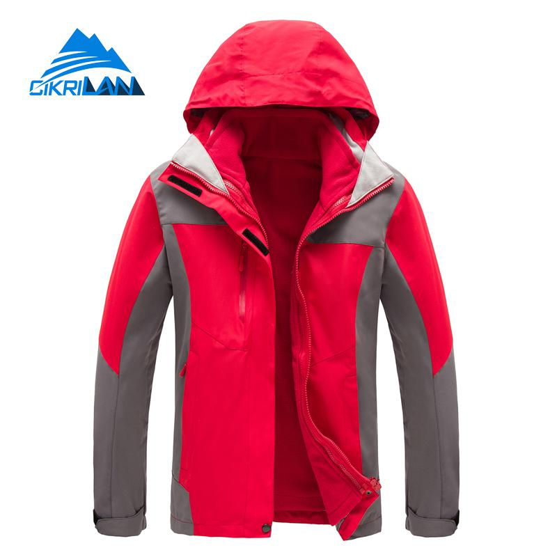 4e839077e Hot Sale Waterproof Leisure Outdoor Winter Jacket Women Camping Hiking Ski  Coat Climbing Fishing Chaquetas Mujer Thermal Casaco