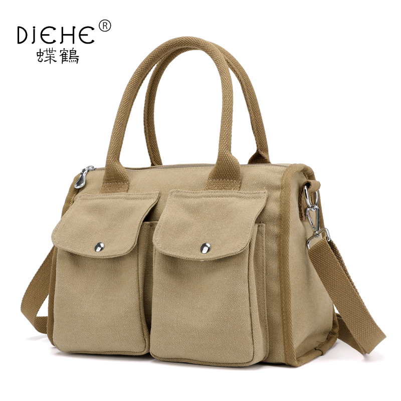 New Design!Female Canvas Bags Handbags Women Large Casual Tote Bags Girls Crossbody Bags Women Messenger Bag 2018 2017 new fashion women canvas handbags casual beach woman bags female shoulder bag crossbody bag book bags for teenage girls