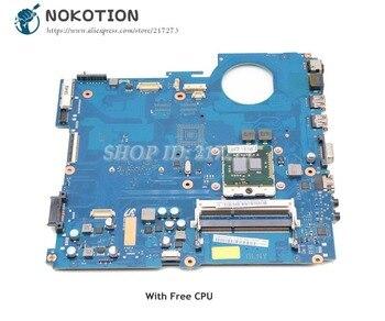 NOKOTION لسامسونج NP-RV411 RV411 اللوحة المحمول DDR3 شحن CPU BA92-07702A BA92-07702B BA41-01432A BA41-01433A BA41-01434A
